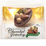 ショコラジュエリー ナッツ&ミルク