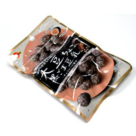 ブルボン 大豆チョコ黒ごま豆乳
