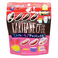 亀田の柿の種 ミルク&いちごチョコミックス