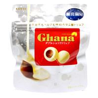 Ghana(ガーナ)トリュフ カカオもミルクも味わえる2層トリュフ