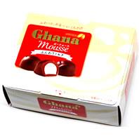Ghana mousse(ガーナムース) ふんわりミルク