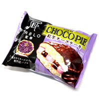 チョコパイPABLO(パブロ) 紅芋チーズケーキ