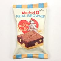 MarketO リアルブラウニー バニラケーキ