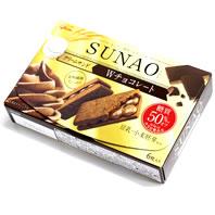 SUNAO(スナオ)クリームサンドダブルチョコレート