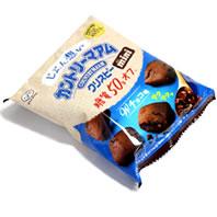 カントリーマアムクリスピーmini 糖質50%オフ Wチョコ味
