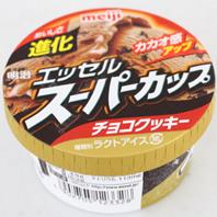エッセルスーパーカップ チョコクッキー