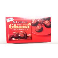 Ghana(ガーナ)生チョコレート