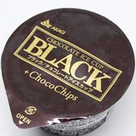 赤城 ブラックチョコレートアイスカップ