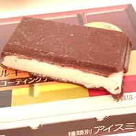 板チョコアイス(ベルギーチョコ)