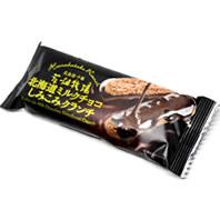 花畑牧場 北海道ミルクチョコしみこみクランチ