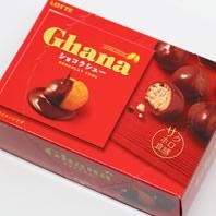 ガーナ ショコラシュー