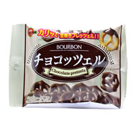 ブルボン チョコッツェル
