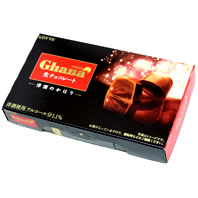 Ghana(ガーナ)生チョコレート 洋酒のかほり