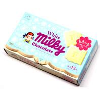 不二家 ホワイトミルキーチョコレート