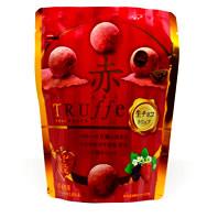 赤トリュフチョコレート