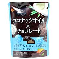 ブルボン ココナッツオイル×チョコレート