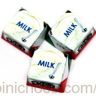 チロルチョコ冷やして食べゴロっジェラート ミルク