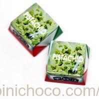 チロルチョコ冷やして食べゴロっジェラート ピスタチオ