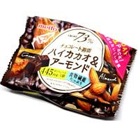 チョコレート週間 ハイカカオ&アーモンド