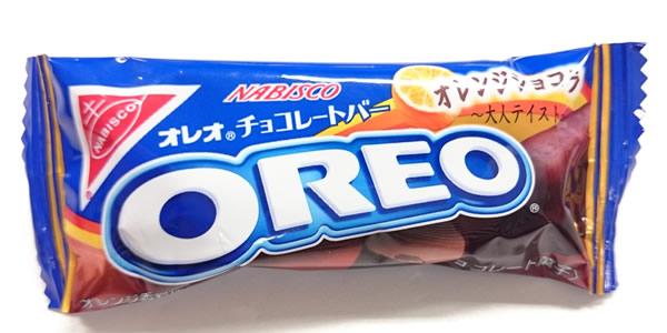 OREOチョコレートバー(オレンジショコラ)