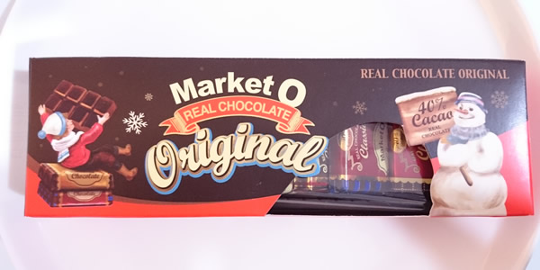 MarketOリアルチョコレートオリジナル