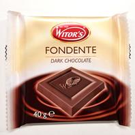 Witor's fondenteダークチョコレートカロリー・価格詳細情報