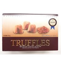 ベルギーチョコレートTRUFFLESカロリー・価格詳細情報