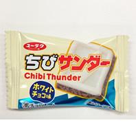 ちびサンダー ホワイトチョコ味カロリー・価格詳細情報
