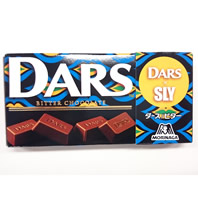 DARS×SLY(ダース×スライ) ビターカロリー・価格詳細情報