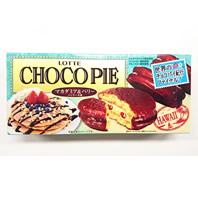 チョコパイ マカデミア&ベリー パンケーキ味