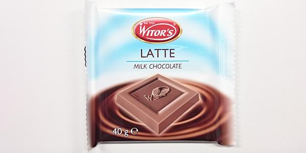 Witor's fondenteミルクチョコレート