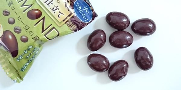 ALMOND 厳選コーヒー豆の薫り