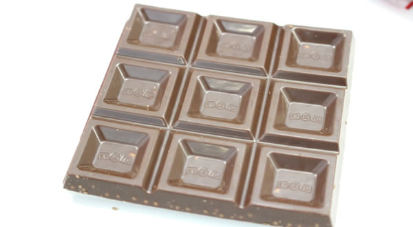 チロル板チョコクランチパフ