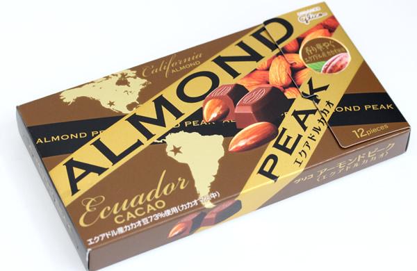 アーモンドピーク エクアドルカカオ