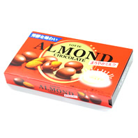 アーモンドチョコレート まろやかミルクカロリー・価格詳細情報