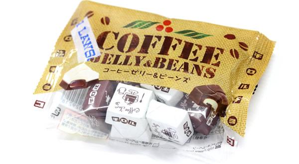 チロルチョコ コーヒーゼリー&ビーンズ