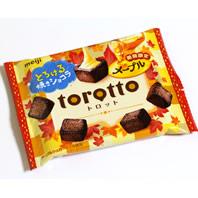 torotto(トロット)メープルカロリー・価格詳細情報