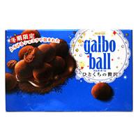 ガルボボール ひとくちの贅沢ショコラカロリー・価格詳細情報
