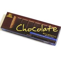 板チョコ好きのアイス 生チョコソース入り