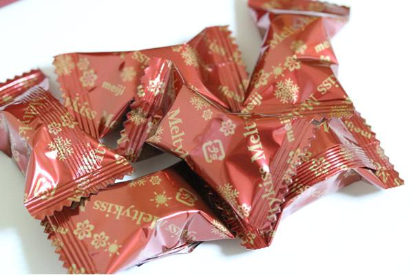メルティキッス プレシャスミルクチョコレート