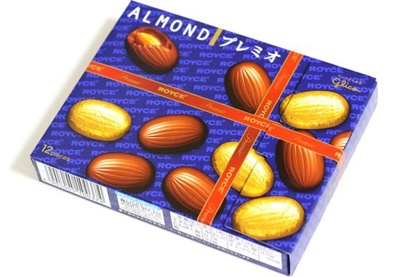 アーモンドプレミオ×ロイズ