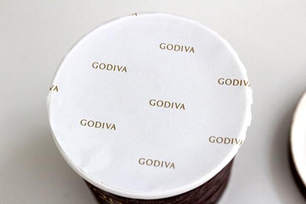 ゴディバ ミルクチョコレートチップ
