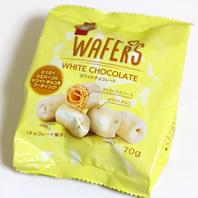 クリート ウエハース ホワイトチョコレート