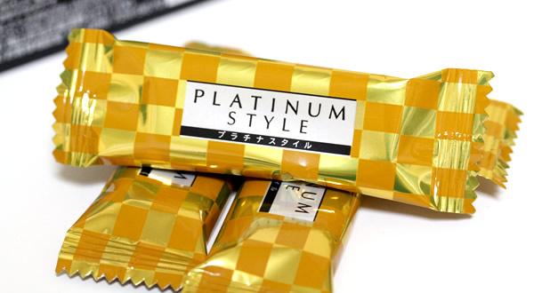 プラチナスタイル 薫るブロンドショコラ