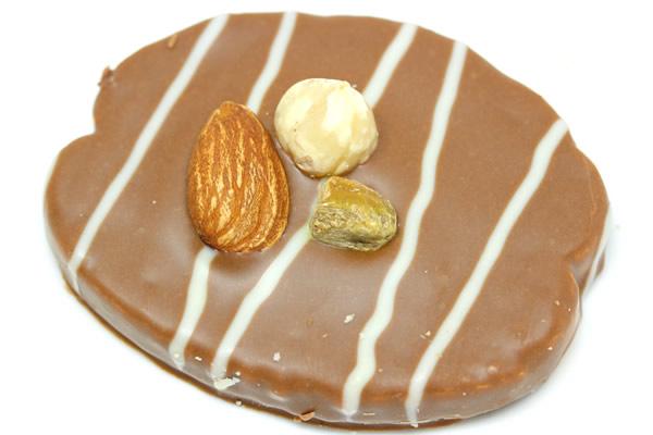 ブルボン ミルクチョコラスク