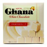ガーナ コクのホワイトキューブ