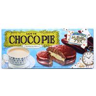 チョコパイ ロイヤルミルクティ
