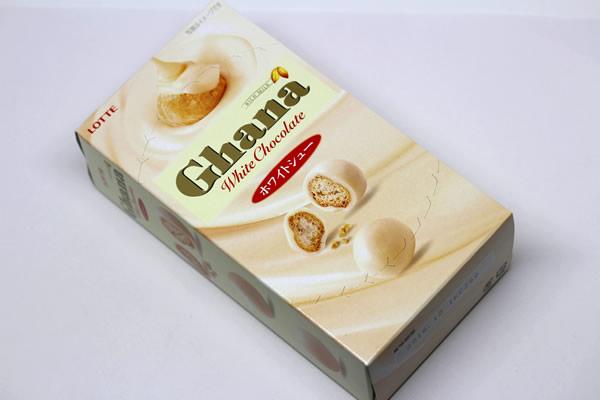ガーナ ホワイトシュー