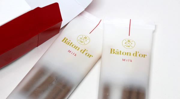 グリコ バトンドールミルク