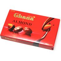 ガーナ アーモンドチョコレート